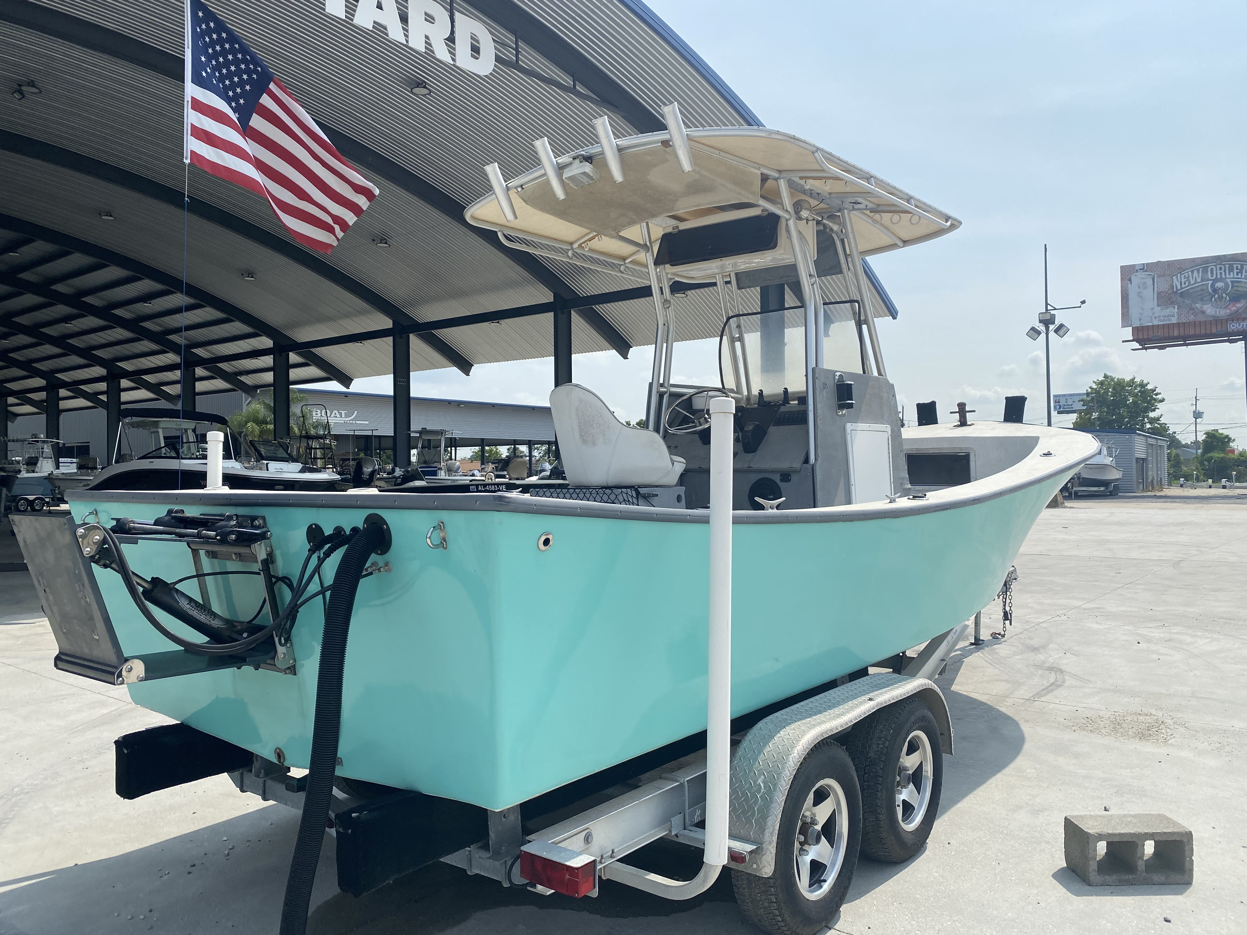 1990 Tremblay boat for sale, model of the boat is 24 & Image # 3 of 10