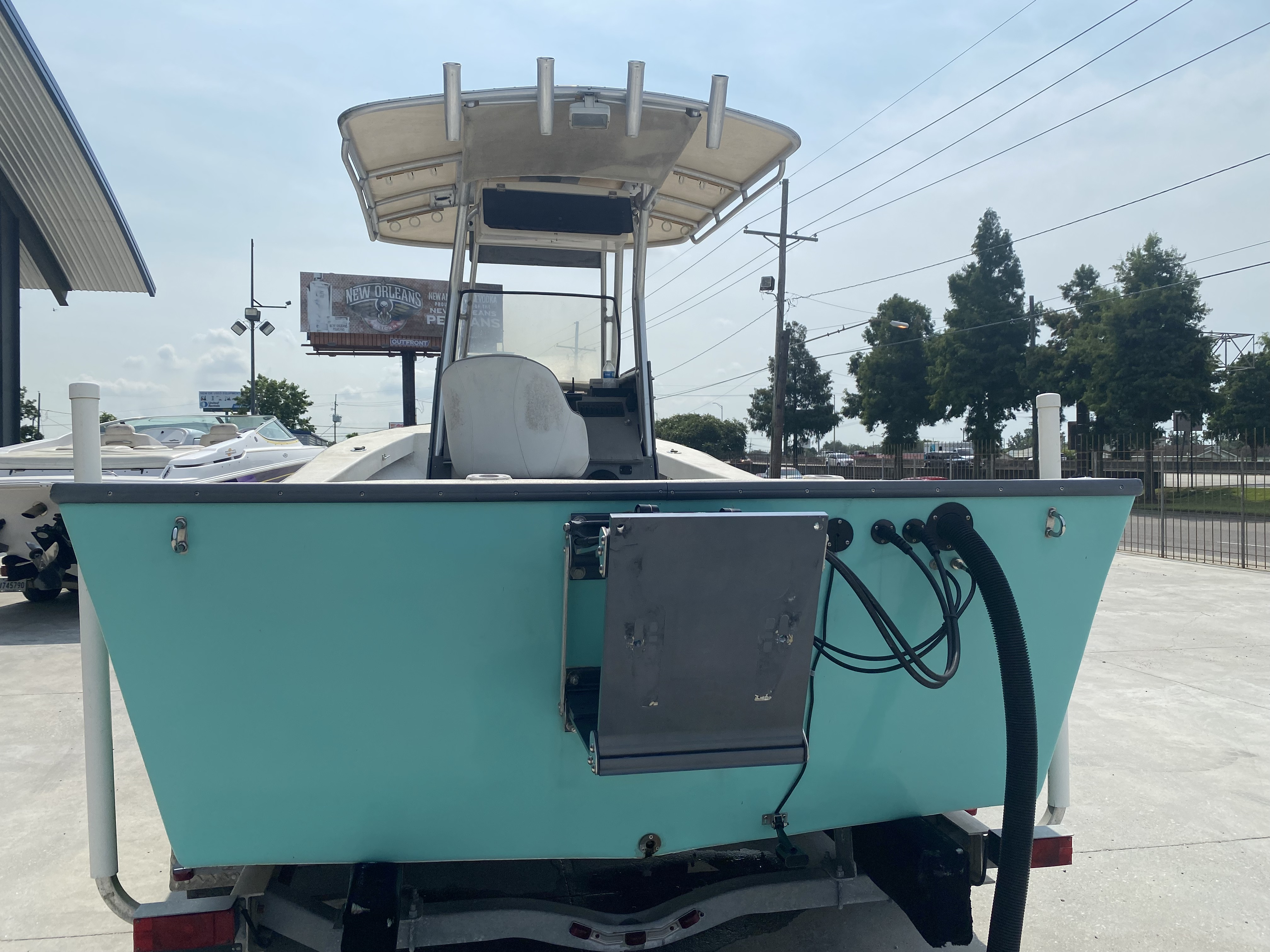 1990 Tremblay boat for sale, model of the boat is 24 & Image # 4 of 10