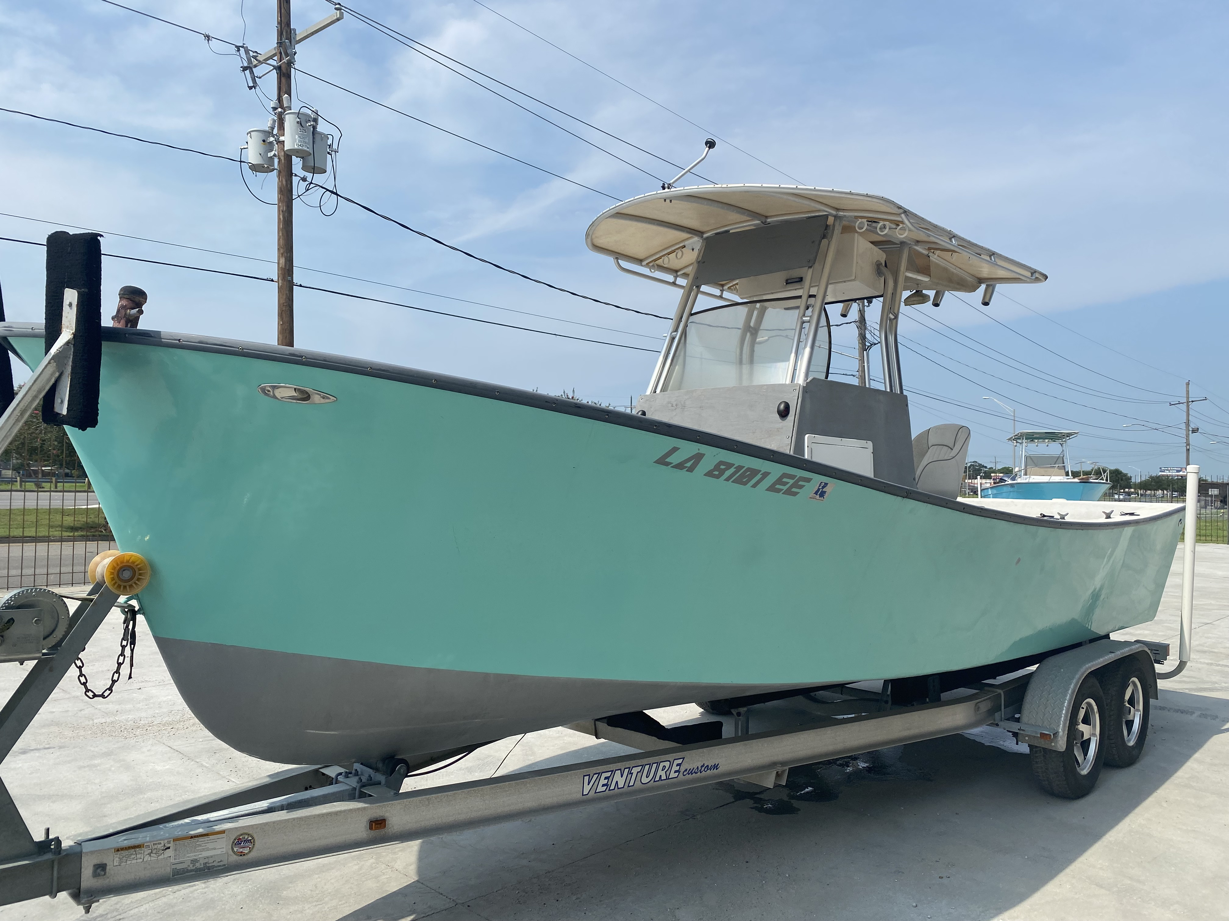 1990 Tremblay boat for sale, model of the boat is 24 & Image # 5 of 10