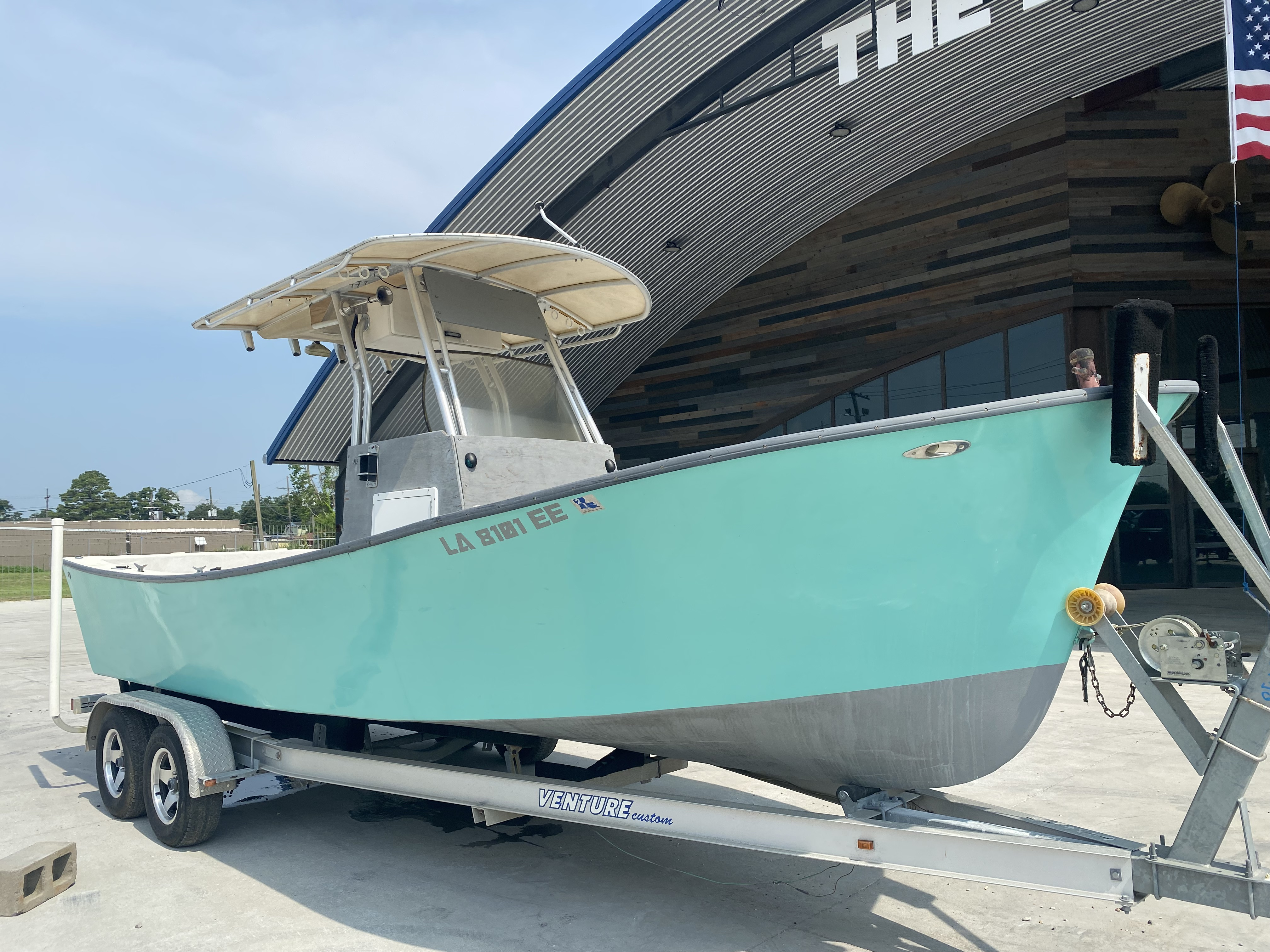 1990 Tremblay boat for sale, model of the boat is 24 & Image # 6 of 10