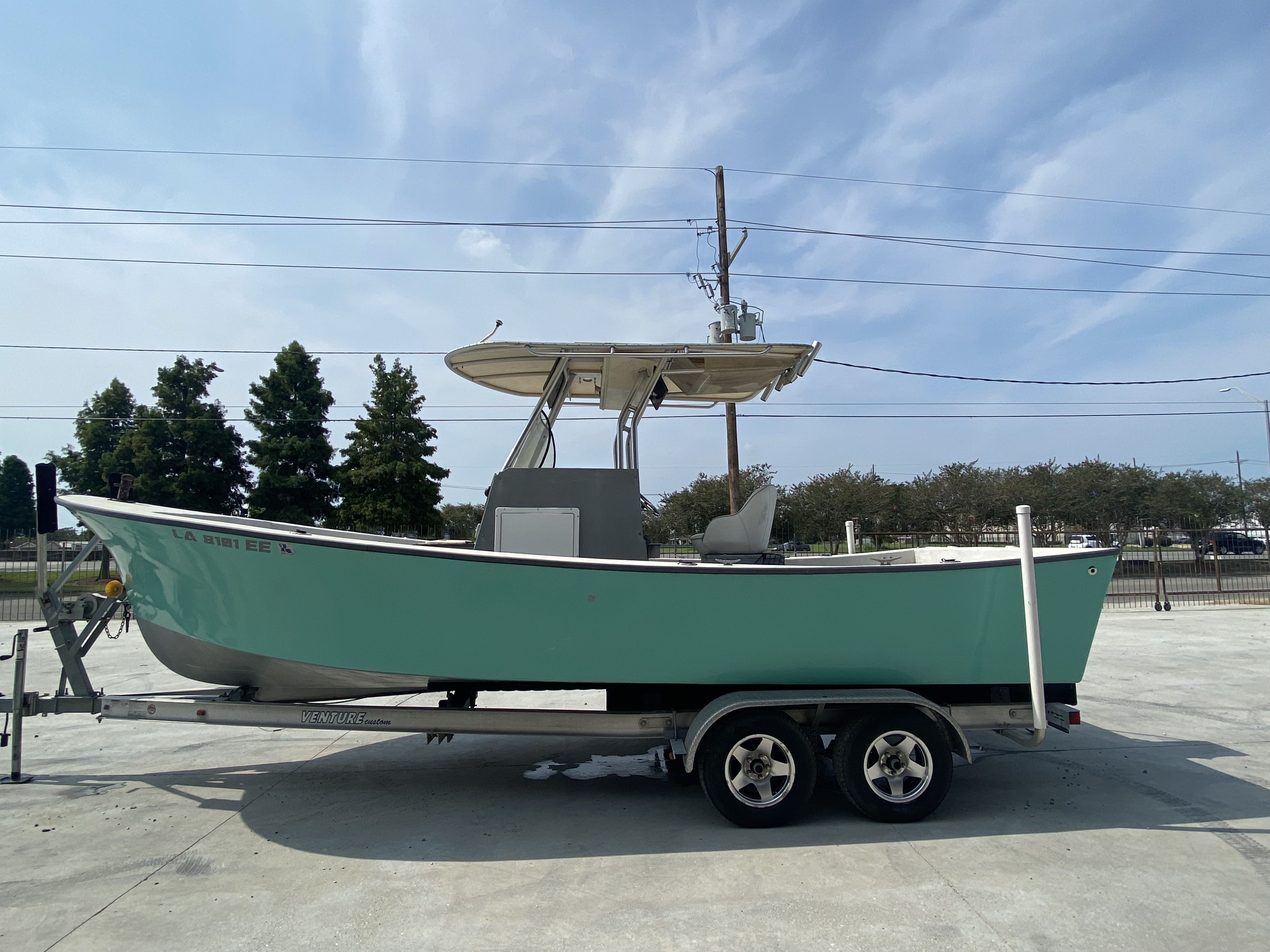 1990 Tremblay boat for sale, model of the boat is 24 & Image # 9 of 10