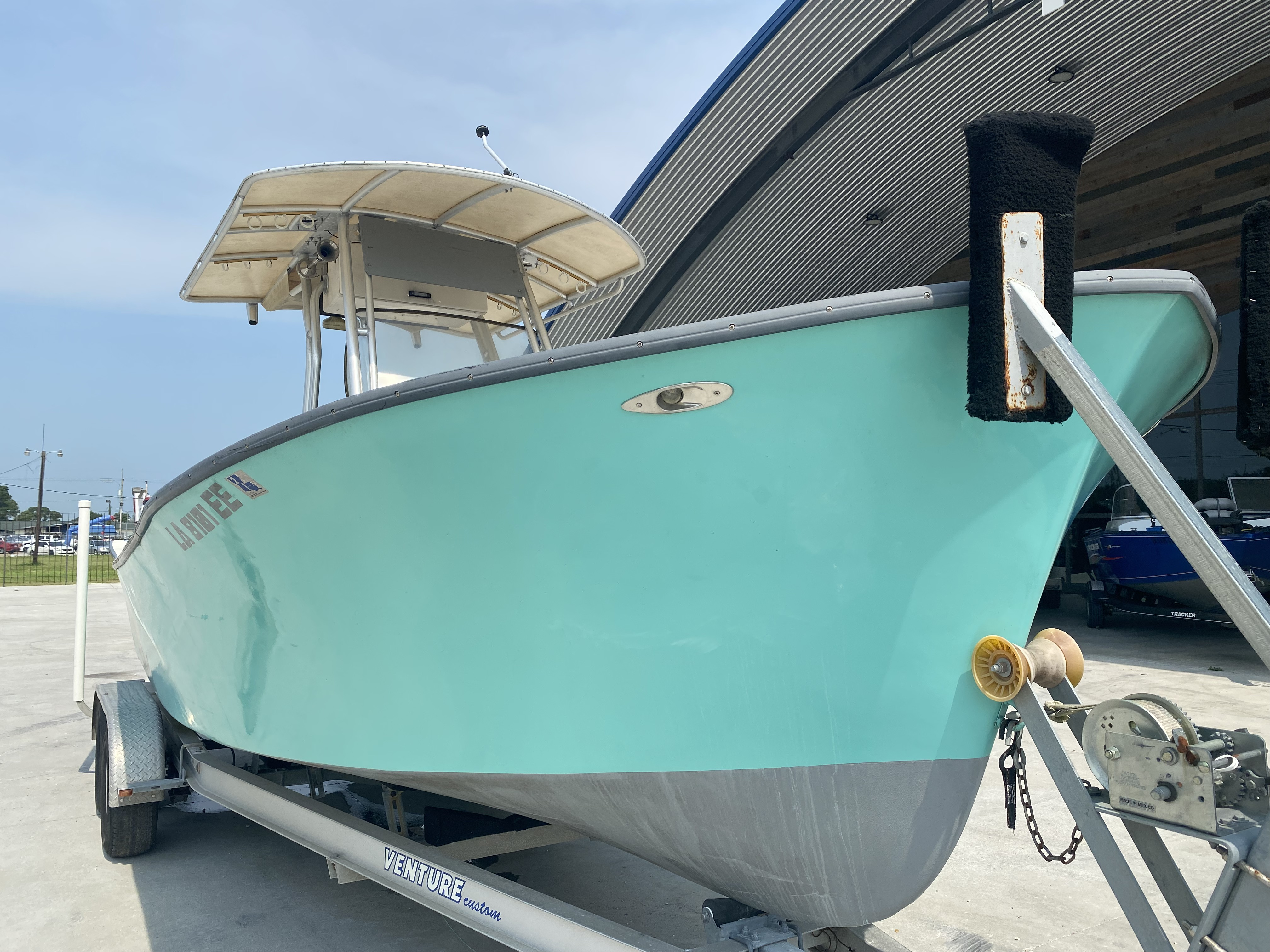 1990 Tremblay boat for sale, model of the boat is 24 & Image # 10 of 10