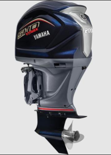 2021 Yamaha Outboards VF200XB