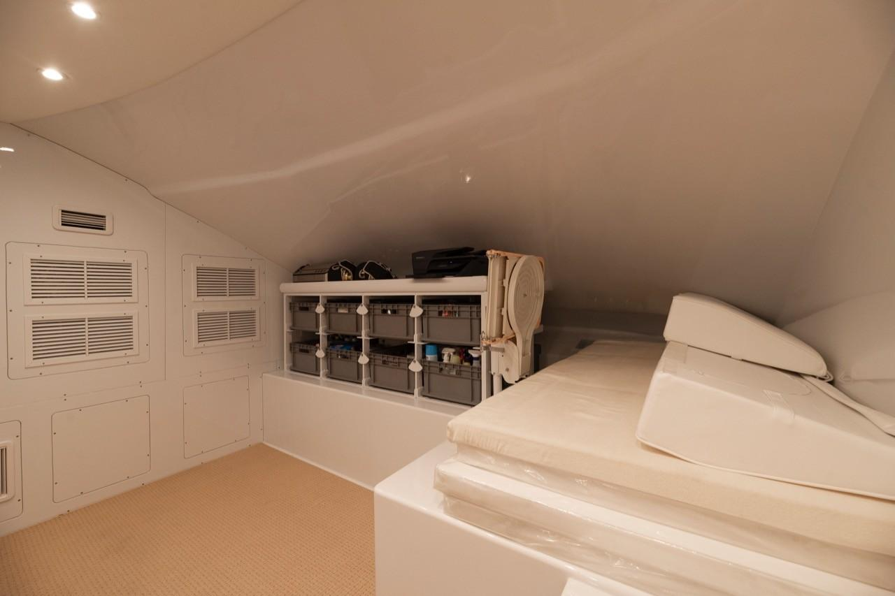 Electric Room and Pantry