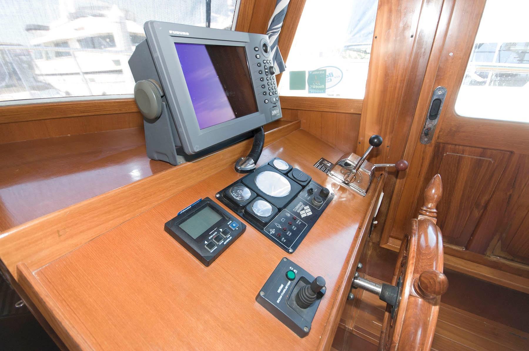M 6080 TW Knot 10 Yacht Sales