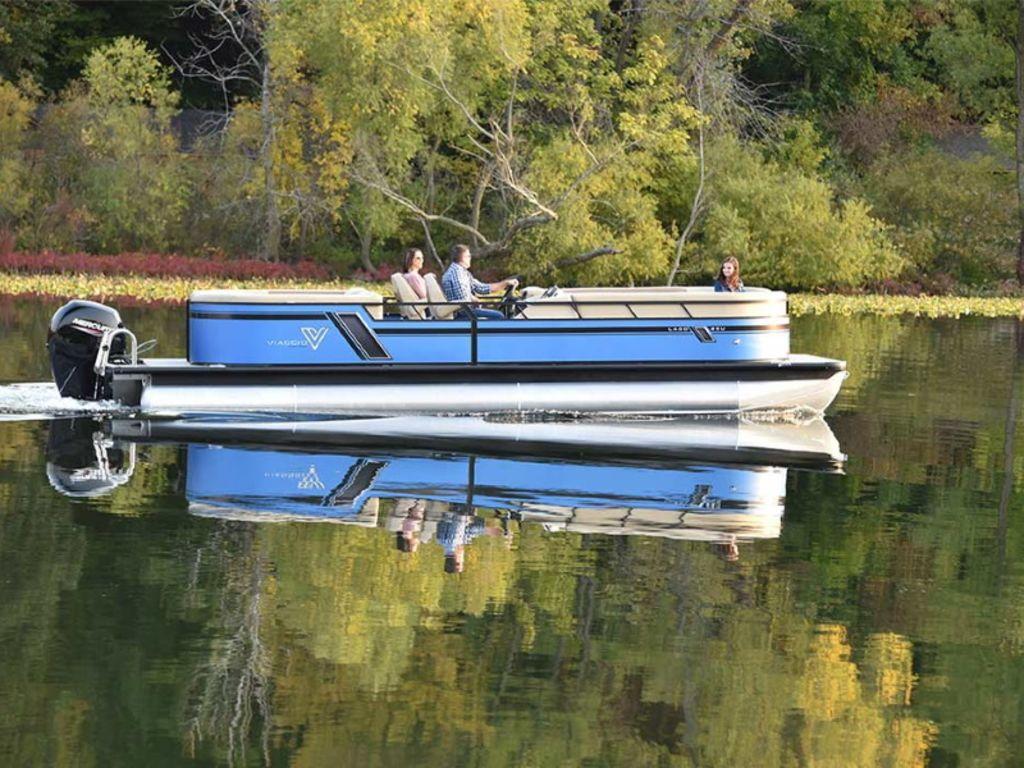 2021 VIAGGIO by Misty Harbor Lago U L22U thumbnail
