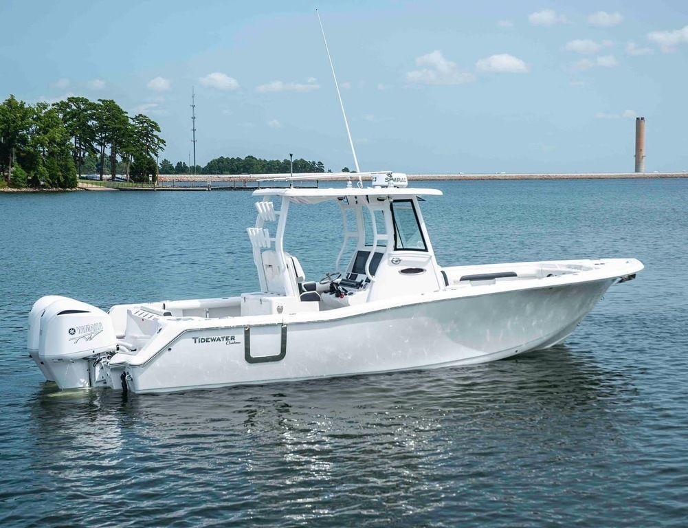 Tidewater 292 Cc Adventure