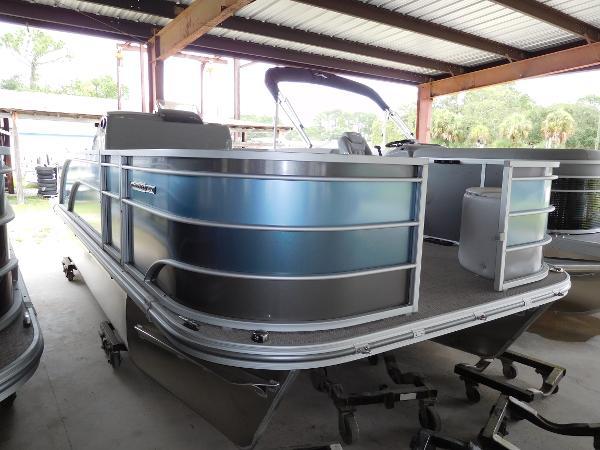 2021 SunCatcher 20 Fish