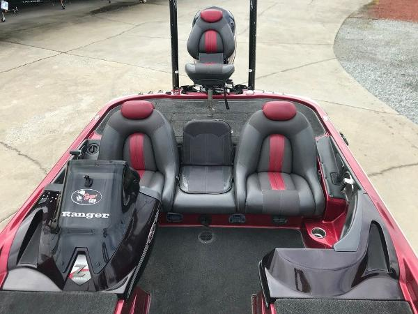 2012 Ranger Boats boat for sale, model of the boat is Z520C & Image # 13 of 16