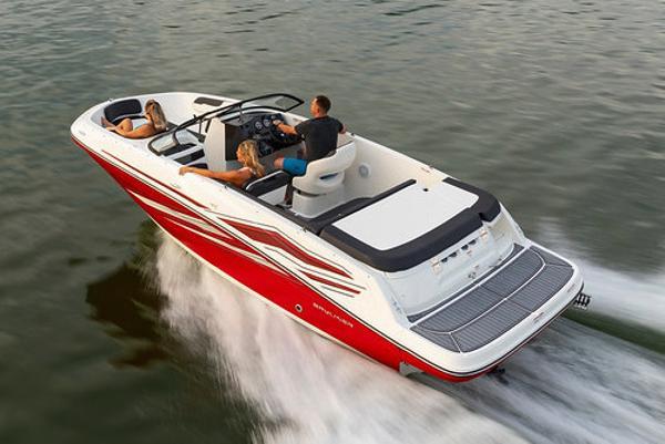 2022 Bayliner boat for sale, model of the boat is VR5 Bowrider I/O & Image # 7 of 24