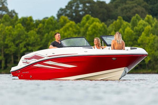 2022 Bayliner boat for sale, model of the boat is VR5 Bowrider I/O & Image # 12 of 24