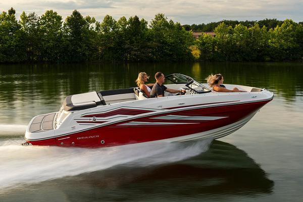2022 Bayliner boat for sale, model of the boat is VR5 Bowrider I/O & Image # 9 of 24
