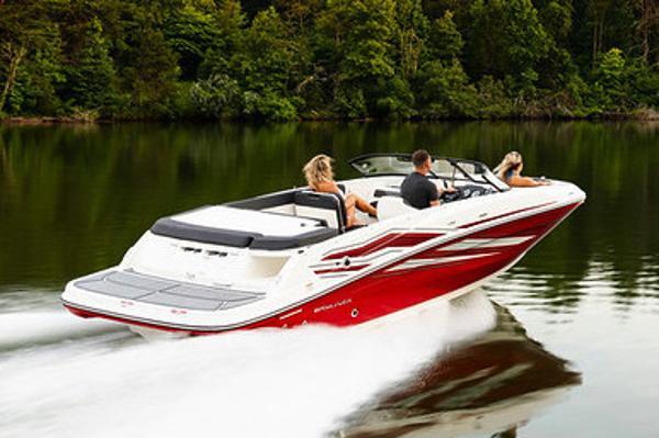 2022 Bayliner boat for sale, model of the boat is VR5 Bowrider I/O & Image # 11 of 24