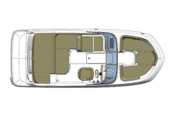 2022 Bayliner boat for sale, model of the boat is VR5 Bowrider I/O & Image # 24 of 24