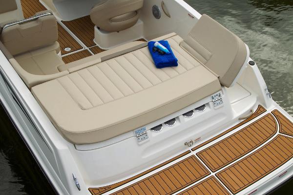 2022 Bayliner boat for sale, model of the boat is VR5 Bowrider I/O & Image # 21 of 24