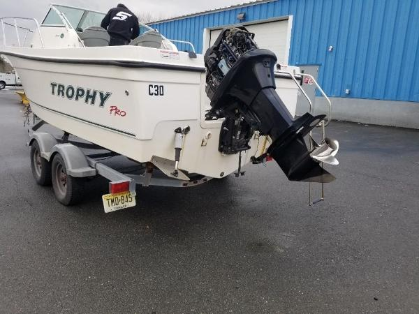2011 Trophy boat for sale, model of the boat is 22' WA & Image # 8 of 11