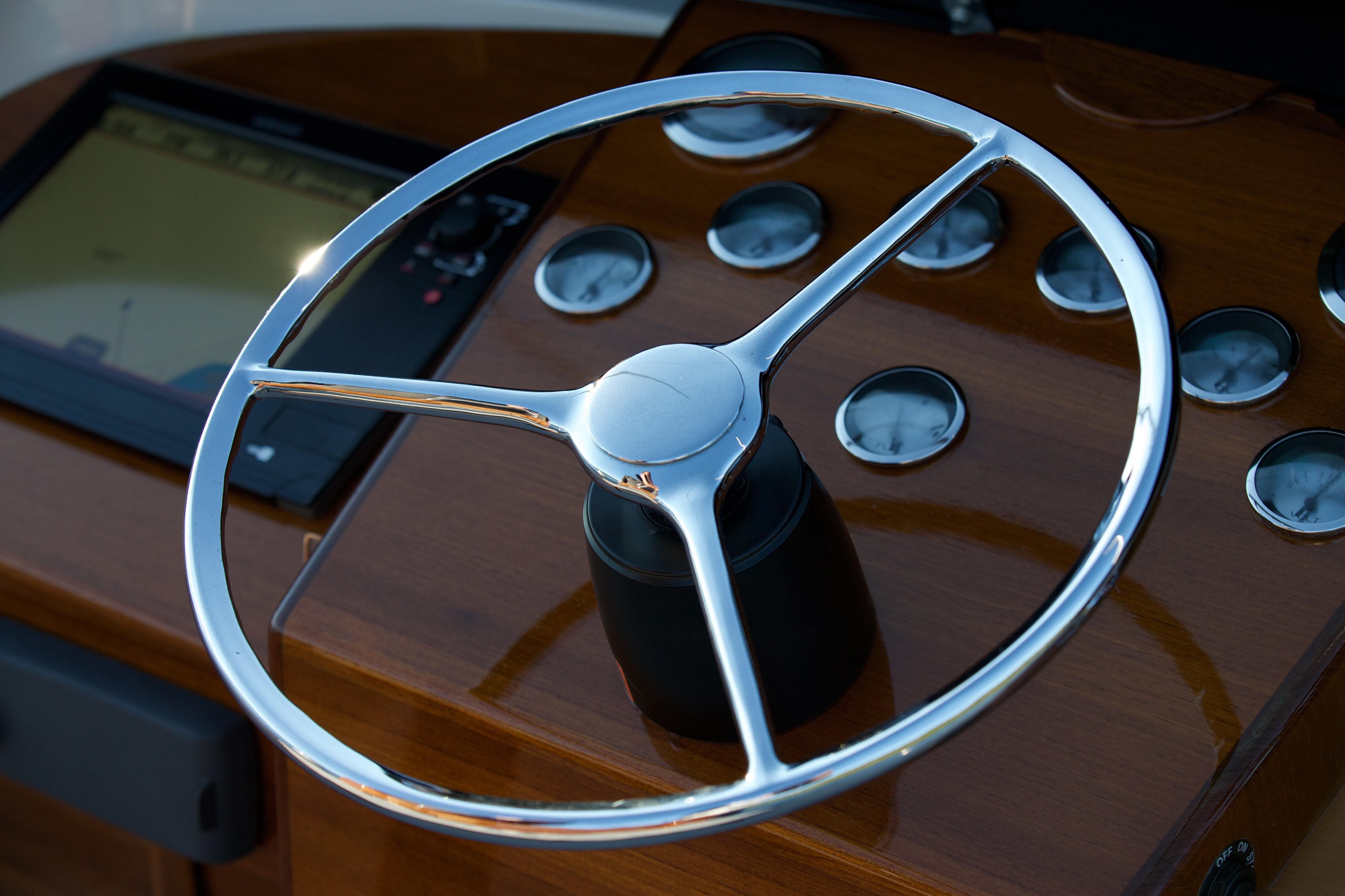Stainless Wheel
