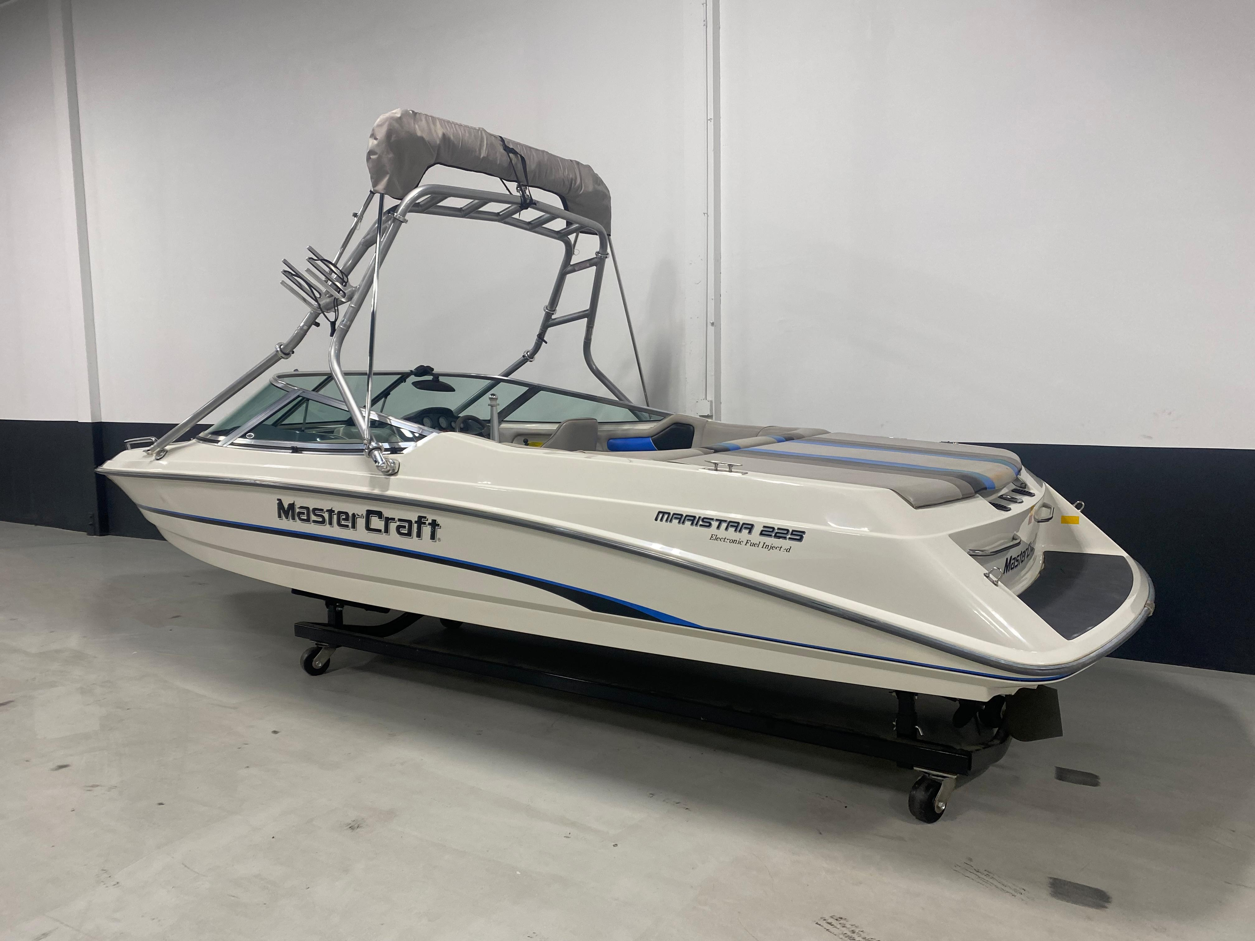 1995 Mastercraft 225 VRS Maristar #TBJ3DW inventory image at Sun Country Inland in Irvine