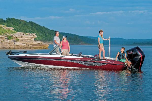 2021 Ranger Boats boat for sale, model of the boat is 212LS & Image # 3 of 19