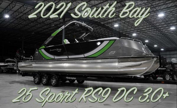 2021 SOUTH BAY 25Sport RS9 DC 3.0+