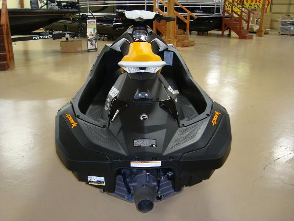 2021 Sea Doo PWC boat for sale, model of the boat is Spark 2up & Image # 3 of 6