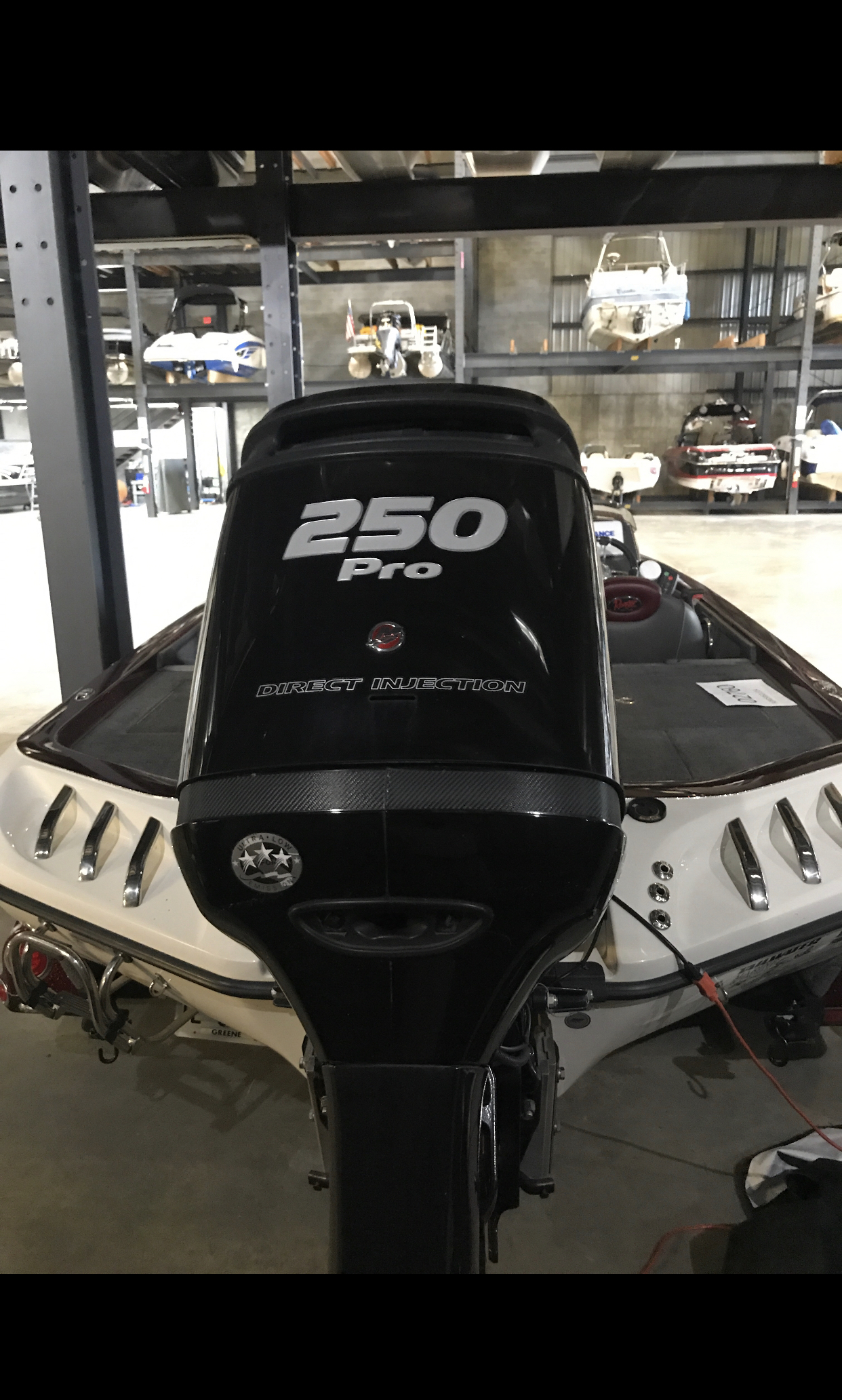 2014 Ranger Boats boat for sale, model of the boat is Z521C & Image # 5 of 5