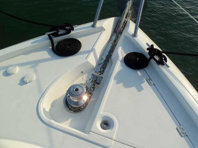 Windlass Detail