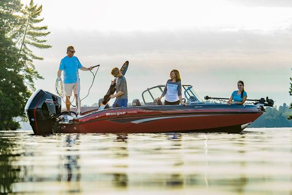 2021 Ranger Boats boat for sale, model of the boat is 2050MS & Image # 4 of 24