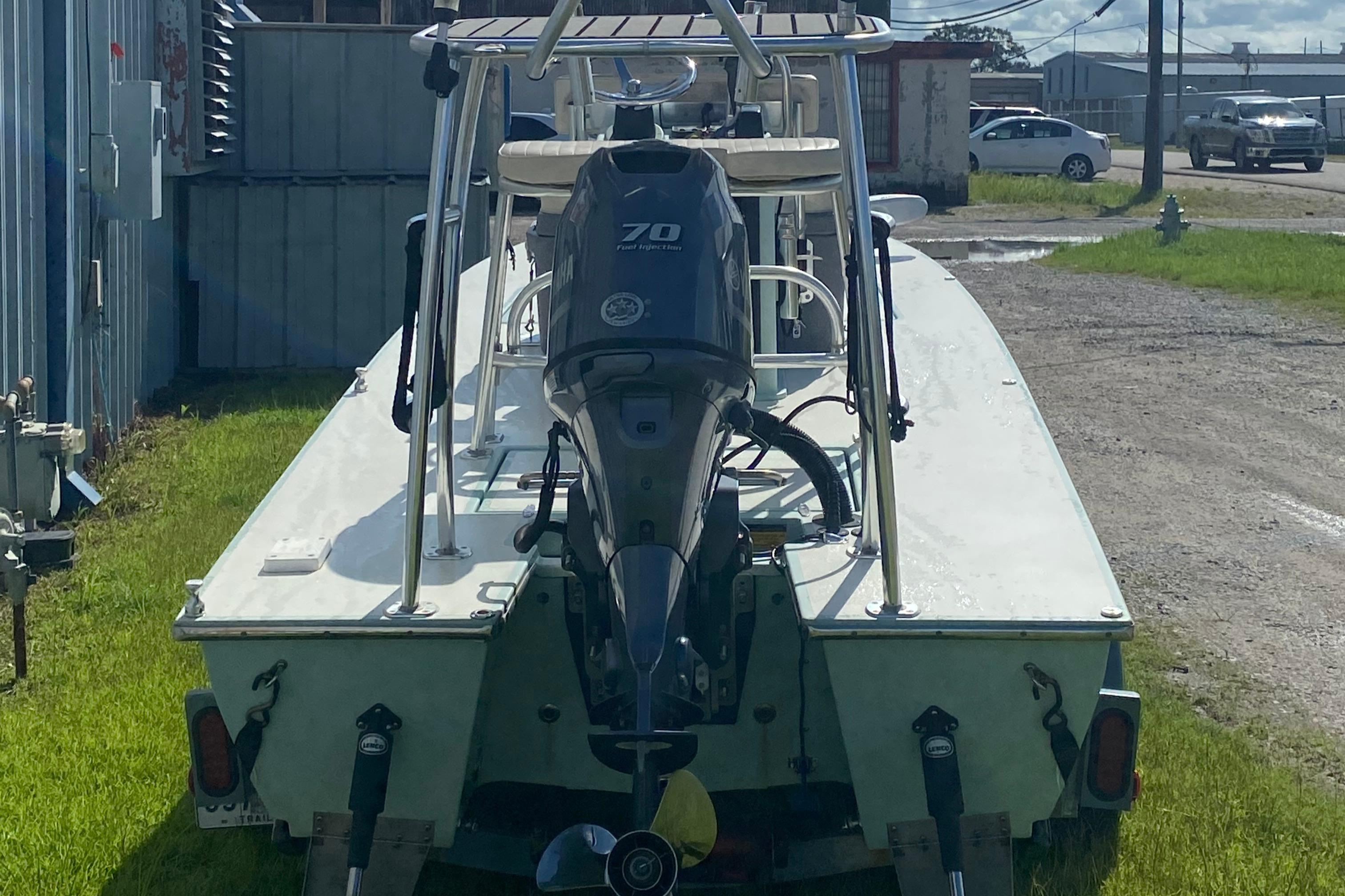 Used  2014 18' East Cape Fury Saltwater Offshore Fishing in Slidell, Louisiana
