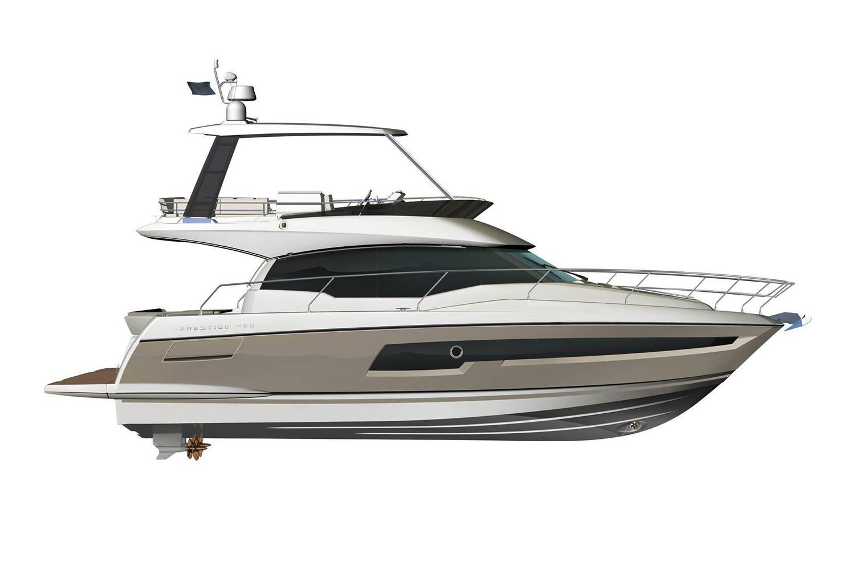 2022 Prestige 460 #PR76239 inventory image at Sun Country Coastal in Newport Beach