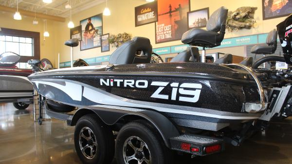 2020 Nitro boat for sale, model of the boat is Z19 Pro & Image # 1 of 8