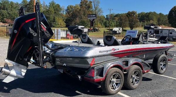 2019 Ranger Boats boat for sale, model of the boat is Z520L & Image # 4 of 10
