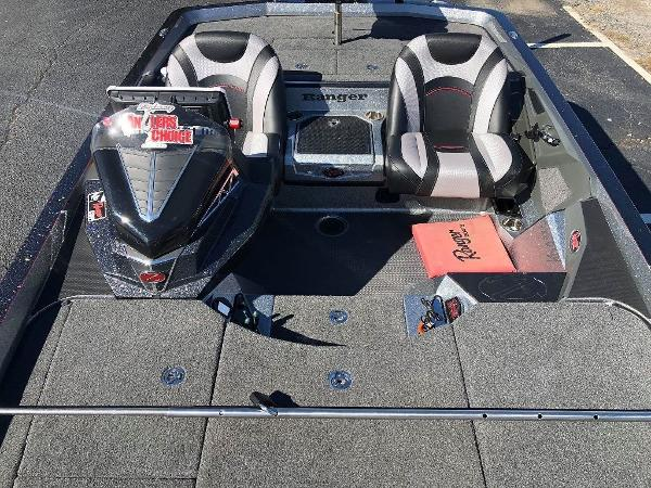 2019 Ranger Boats boat for sale, model of the boat is Z520L & Image # 7 of 10