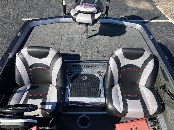 2019 Ranger Boats boat for sale, model of the boat is Z520L & Image # 8 of 10