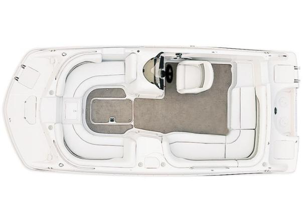 2014 Hurricane boat for sale, model of the boat is SunDeck Sport 188 OB & Image # 6 of 6