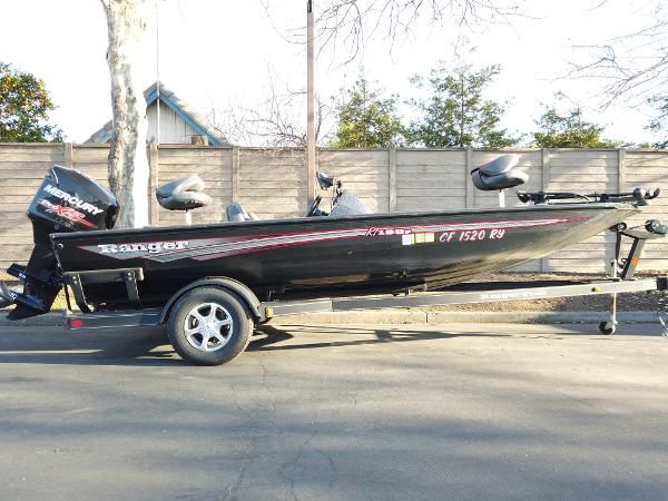 2017 Ranger Boats boat for sale, model of the boat is RT198P & Image # 1 of 10