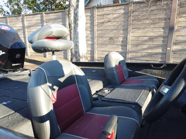 2017 Ranger Boats boat for sale, model of the boat is RT198P & Image # 6 of 10