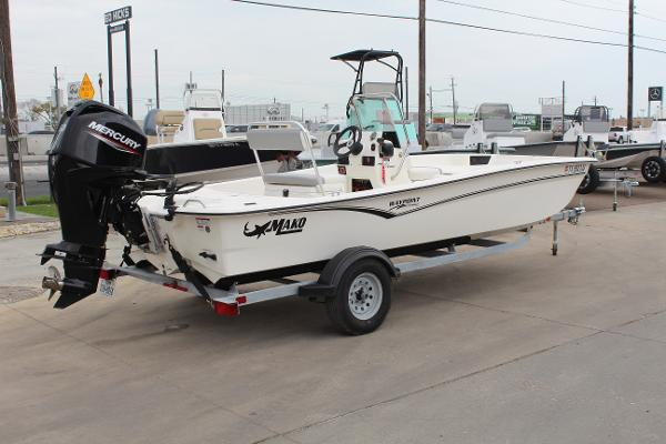 2021 Mako boat for sale, model of the boat is Pro Skiff 17 CC & Image # 4 of 16