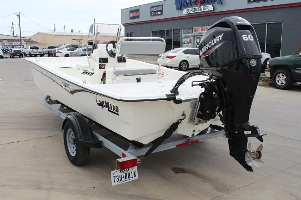 2021 Mako boat for sale, model of the boat is Pro Skiff 17 CC & Image # 6 of 16