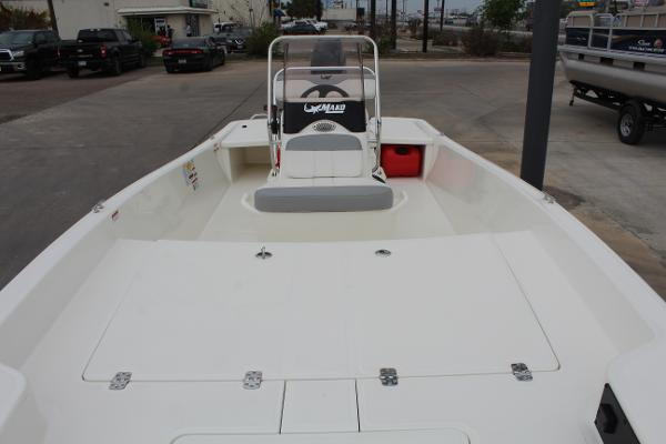 2021 Mako boat for sale, model of the boat is Pro Skiff 17 CC & Image # 11 of 16