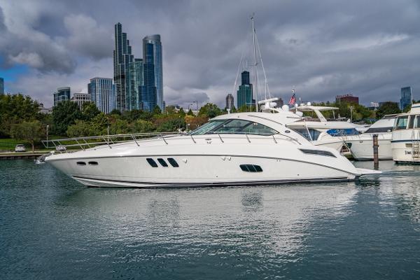2011 SEA RAY Sundancer 540
