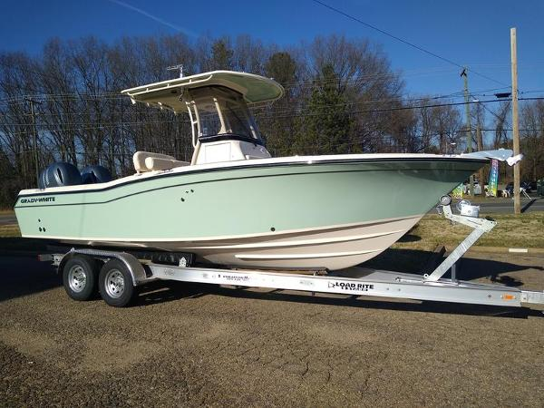2021 GRADY - WHITE Fisherman 257