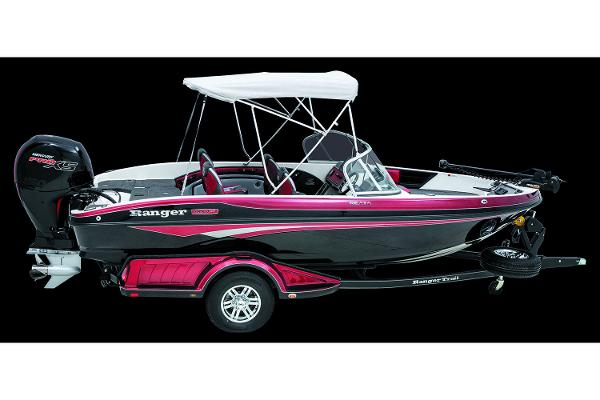 2021 Ranger Boats boat for sale, model of the boat is 1850MS & Image # 4 of 63