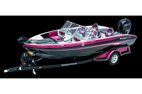 2021 Ranger Boats boat for sale, model of the boat is 1850MS & Image # 7 of 17