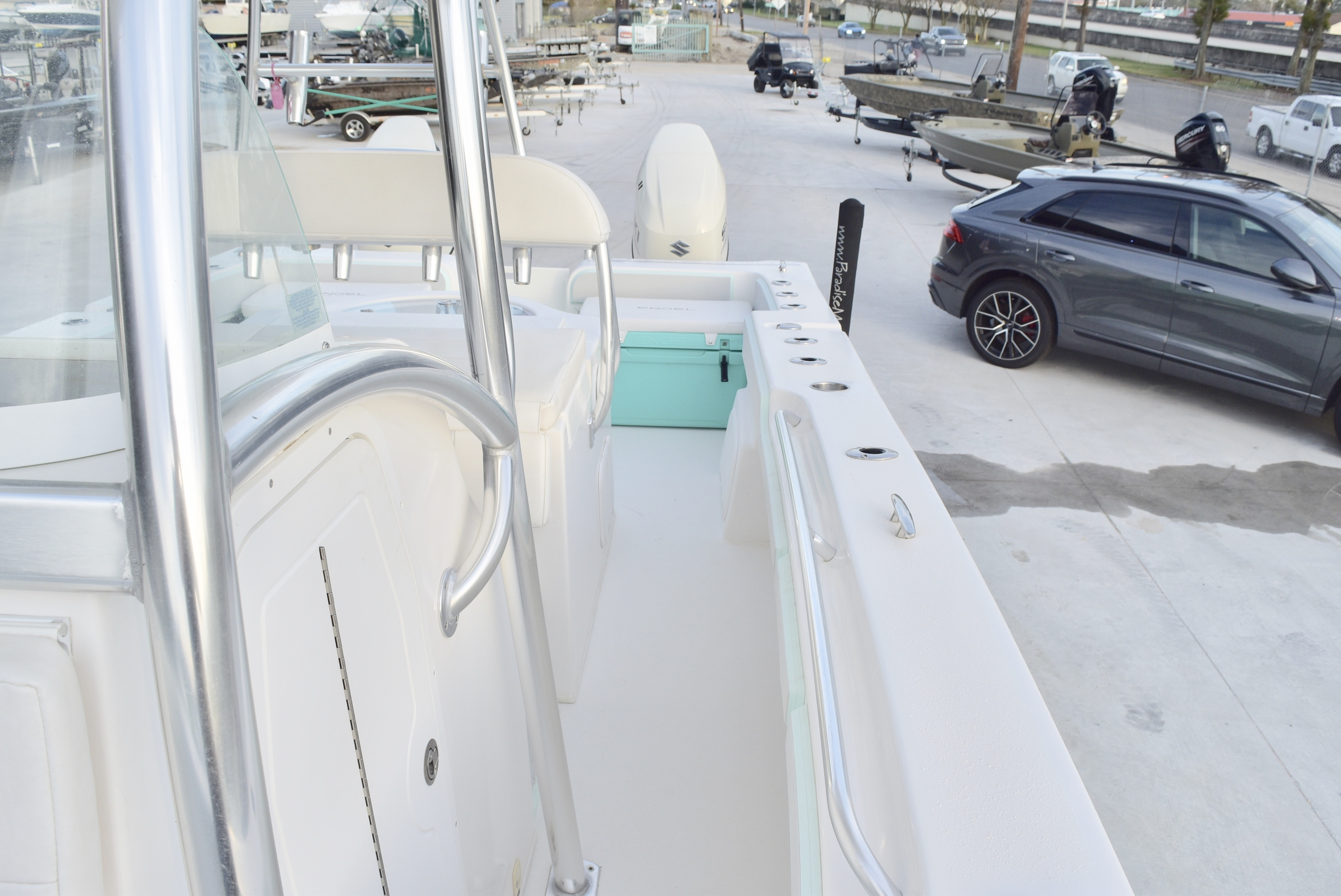2018 Twin Vee boat for sale, model of the boat is 260 CC GF & Image # 5 of 18