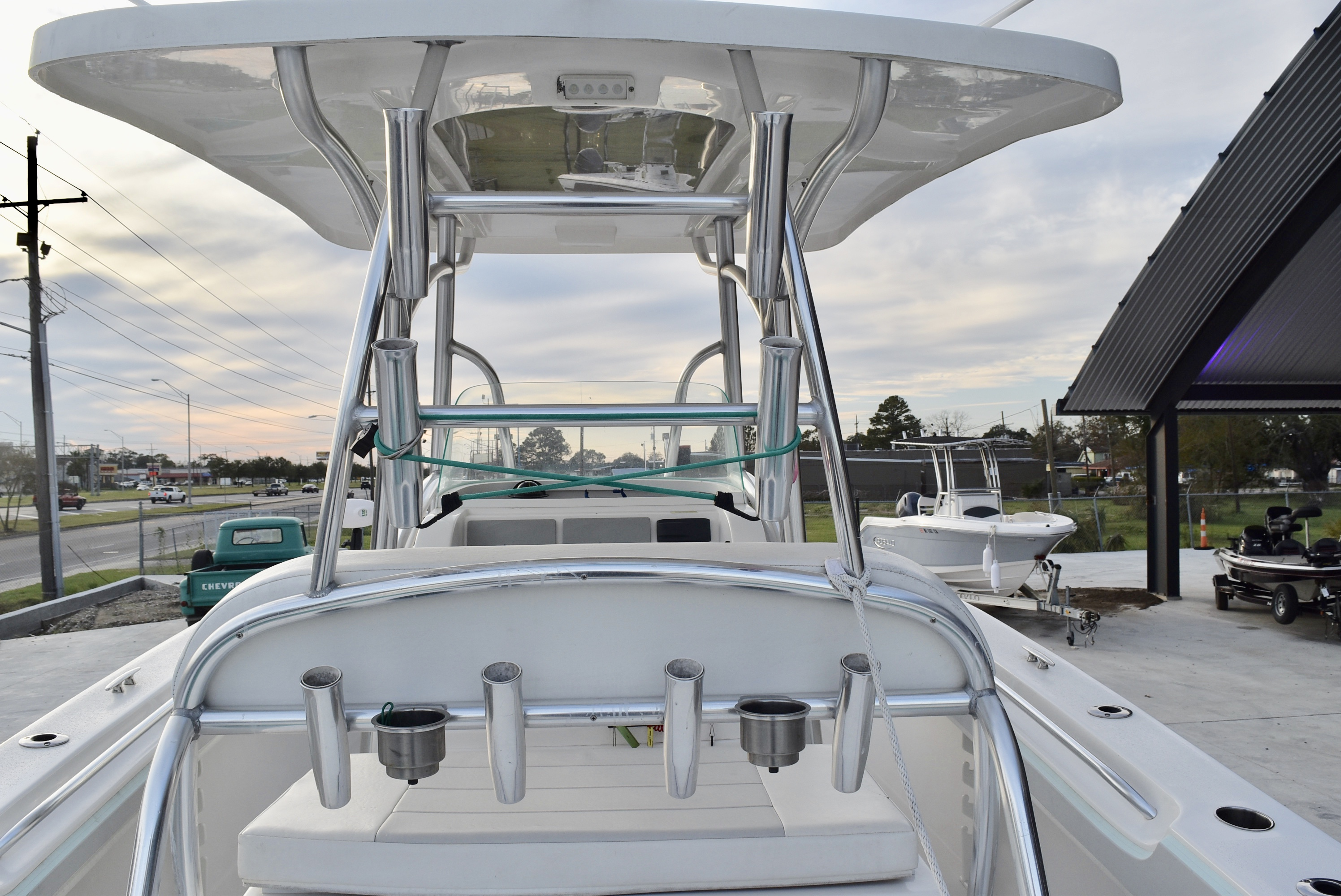 2018 Twin Vee boat for sale, model of the boat is 260 CC GF & Image # 7 of 18