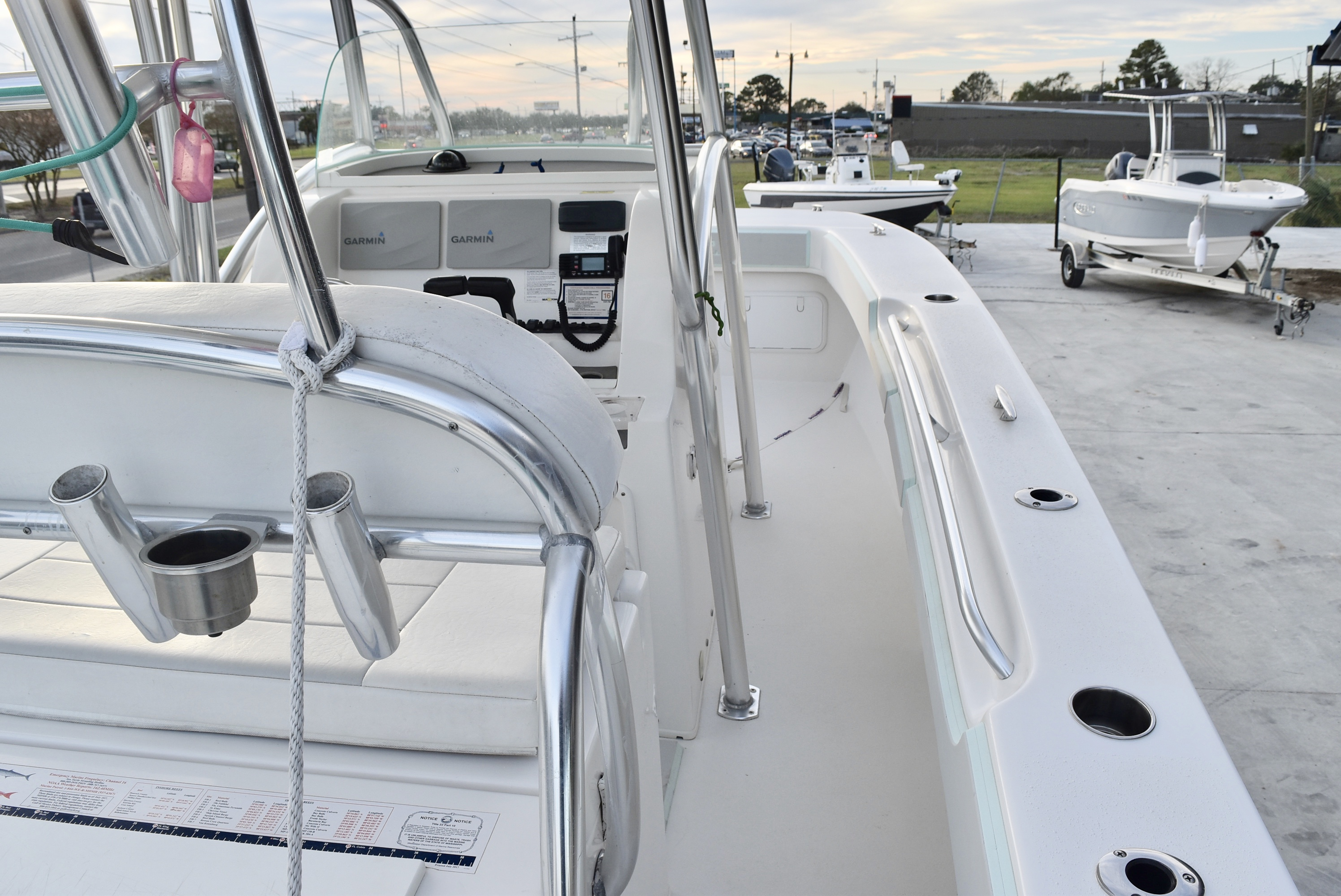 2018 Twin Vee boat for sale, model of the boat is 260 CC GF & Image # 8 of 18