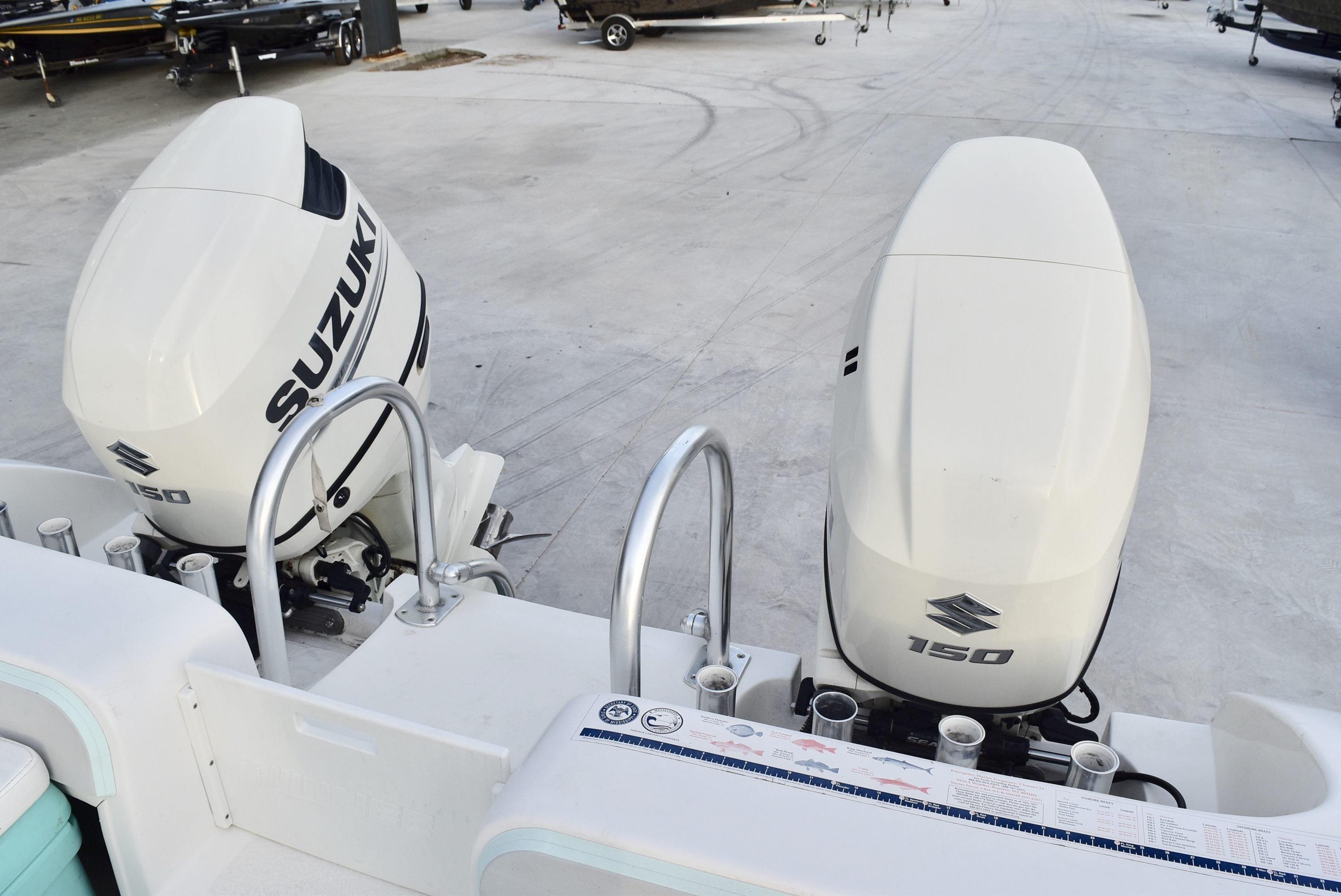2018 Twin Vee boat for sale, model of the boat is 260 CC GF & Image # 11 of 18