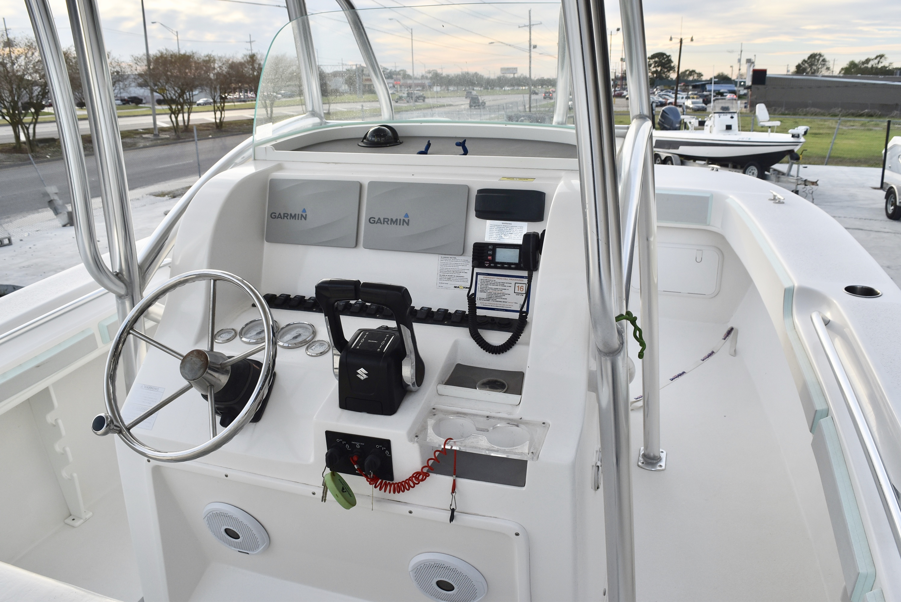 2018 Twin Vee boat for sale, model of the boat is 260 CC GF & Image # 13 of 18
