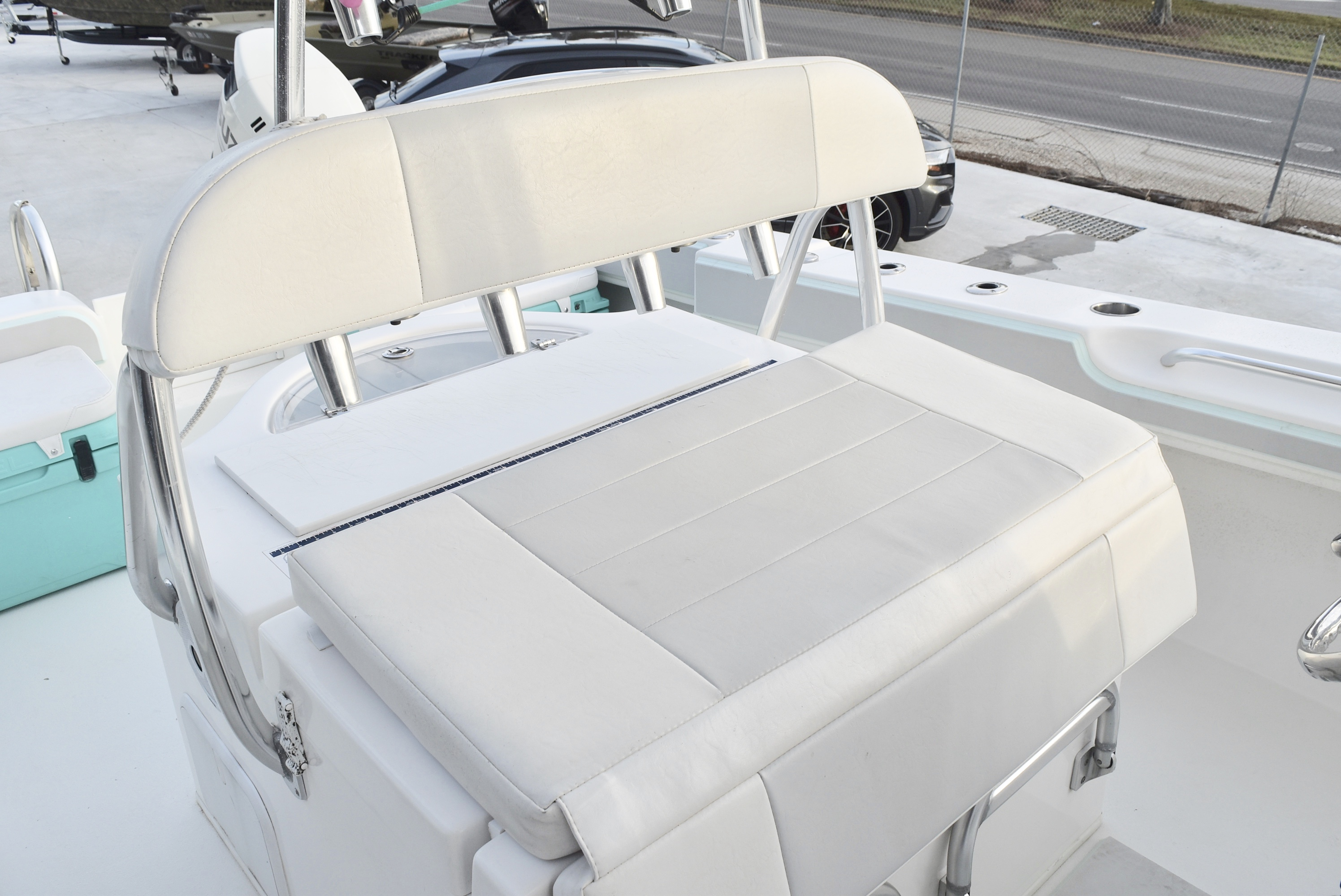 2018 Twin Vee boat for sale, model of the boat is 260 CC GF & Image # 17 of 18